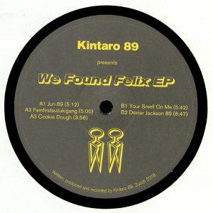 KINTARO 89 - We Found Felix EP