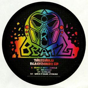 THRESHOLD - Blackboard EP