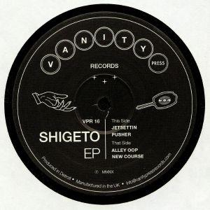 SHIGETO - Shigeto EP
