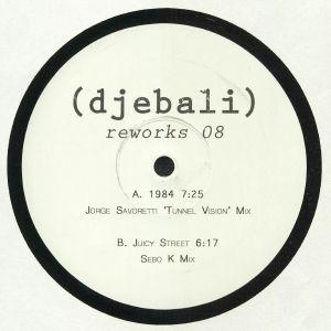 DJEBALI - Reworks 08
