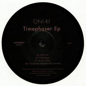 ONI KI - Timephaser EP