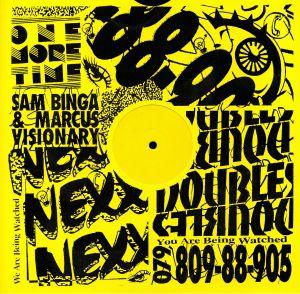 BINGA, Sam/MARCUS VISIONARY - Doubles EP