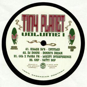 KILLER DJ's/DJ DONINI/CCL/FLORA FM/SMP - Tiny Planet Volume 1