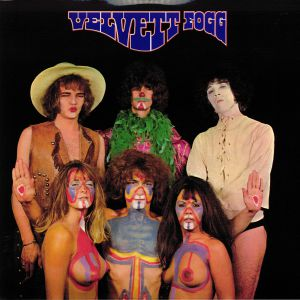 VELVETT FOGG - Velvett Fogg (reissue)