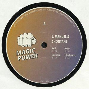 CHONTANE/J MANUEL - Magic Power 02