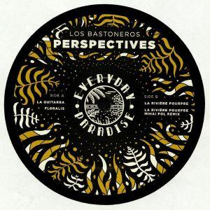 LOS BASTONEROS - Perspectives EP