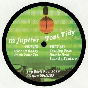M JUPITER - Tent Tidy