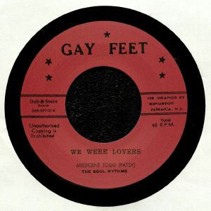 MILLICENT TODD, Patsy - We Were Lovers