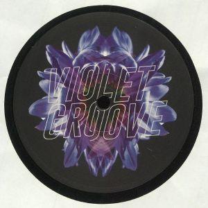 DJ MINX - Violet Groove EP