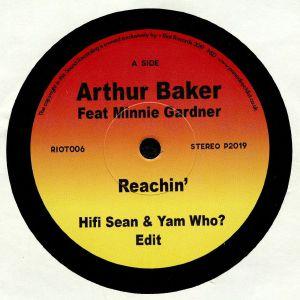 BAKER, Arthur - Reachin'