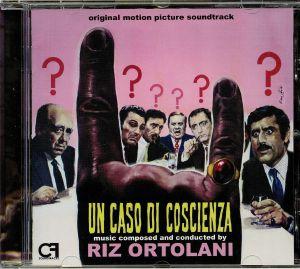 ORTOLANI, Riz - Un Caso Di Coscienza/Non Commettere Atti Impuri (Soundtrack)