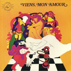 BAILLARGEON, Paul/DEAN MORGAN - Viens Mon Amour (Soundtrack) (reissue)