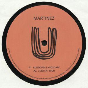 MARTINEZ - Rundown Landscape