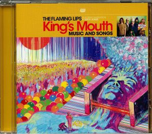 FLAMING LIPS, The - King's Mouth: Music & Songs