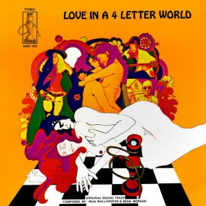 BAILLARGEON, Paul/DEAN MORGAN - Love In A 4 Letter World (reissue)