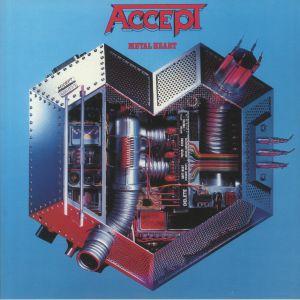 ACCEPT - Metal Heart (reissue)