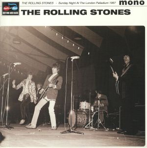 ROLLING STONES, The - Sunday Night At The London Palladium 1967