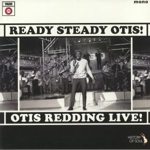 REDDING, Otis - Ready Steady Otis! Otis Redding Live!