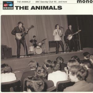 ANIMALS, The - BBC Saturday Club '65 & More (mono)