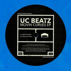 UC BEATZ - Movin Curves EP