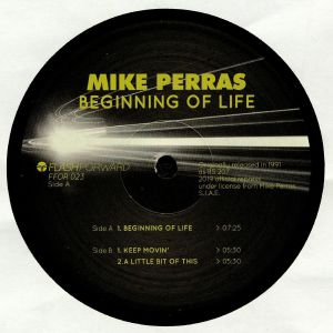PERRAS, Mike - Beginning Of Life