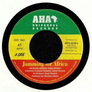 BROWNE, Solomon James - Jamming For Africa