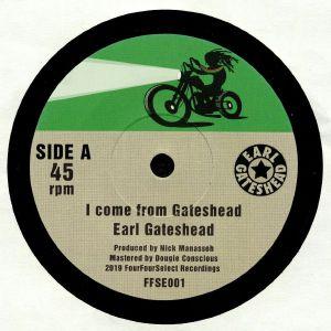GATESHEAD, Earl - I Come From Gateshead