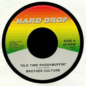 BROTHER CULTURE - Old Time Raggamuffin