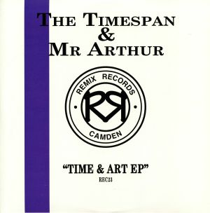 TIMESPAN, The/MR ARTHUR - Time & Art EP