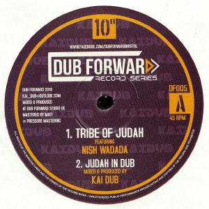 NISH WADADA/KAI DUB/I DAVID - Tribe Of Judah