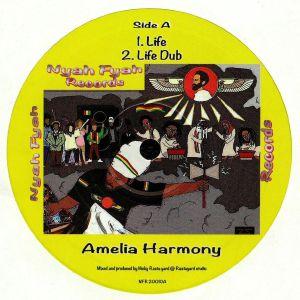 HARMONY, Amelia/KAI DUB meets RASTAYARD STUDIO - Life