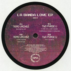 VACHEZ, Nemo/TWO PHASE U - La Banda Love EP