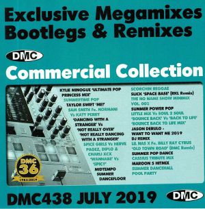 VARIOUS - DMC Commercial Collection July 2019: Exclusive Megamixes Bootlegs & Remixes (Strictly DJ Only)