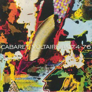 CABARET VOLTAIRE - Cabaret Voltaire 1974-76
