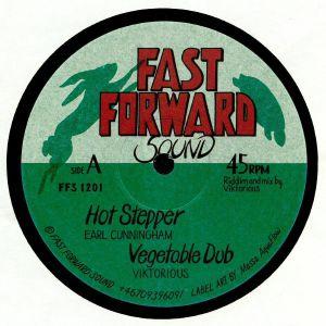CUNNINGHAM, Earl/VIKTORIUS/CROCK BACK - Hot Stepper