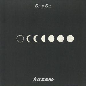 KAZAM - 01 & 02