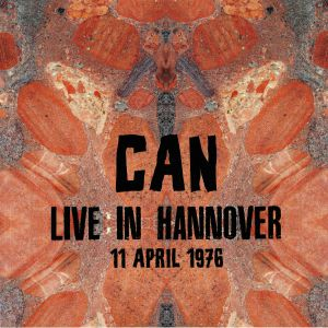 CAN - Live In Hannover 11 April 1976