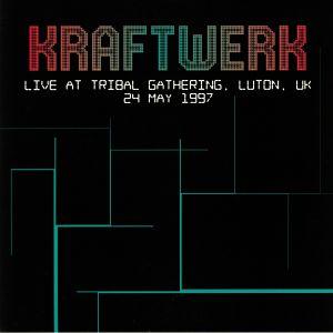 KRAFTWERK - Live At Tribal Gathering Luton UK 24 May 1997