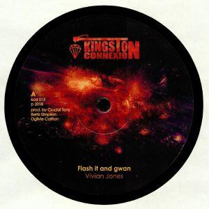 JONES, Vivian - Flash It & Gwan