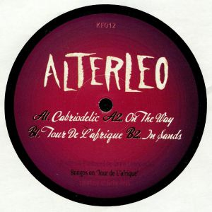 ALTERLEO - EP