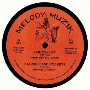 MENELIK TAFARI, Dawit/HUGHIE IZACHAAR/THE ORIGINAL ROCKERS - Ghetto Life