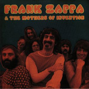 ZAPPA, Frank/THE MOTHERS OF INVENTION - Live in Uddel: June 18th 1970