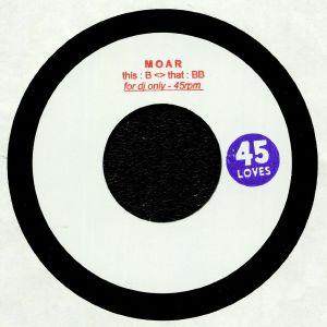MOAR - B (reissue)