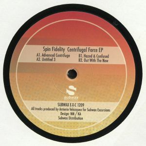 SPIN FIDELITY - Centrifugal Force EP