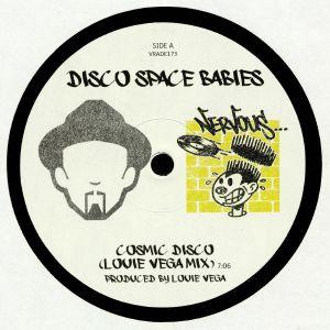 DISCO SPACE BABIES/SYLVESTER - Cosmic Disco