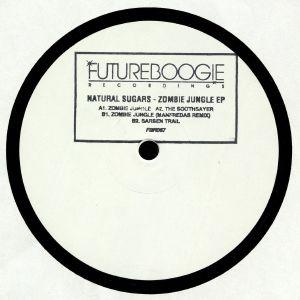 NATURAL SUGARS - Zombie Jungle EP
