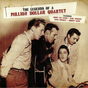 LEWIS, Jerry Lee/CARL PERKINS/ELVIS PRESLEY/JOHNNY CASH - The Legends Of A Million Dollar Quartet