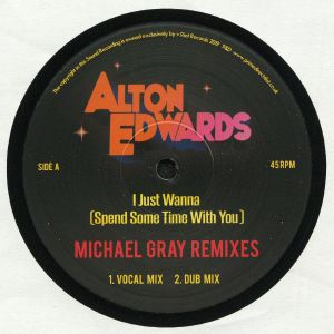 EDWARDS, Alton - I Just Wanna (Spend A Little Time With You)