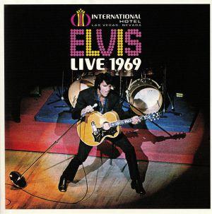PRESLEY, Elvis - Live! 1969