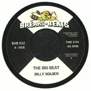 SQUIER, Billy/LE PAMPLEMOUSSE - The Big Beat